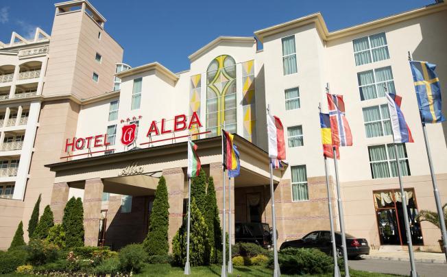 Отель Alba Hotel