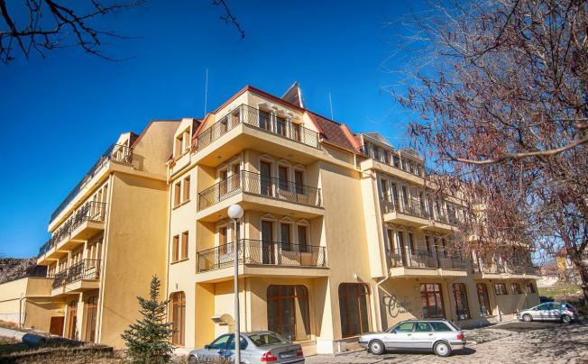 Отель C-comfort Hotel & Spa