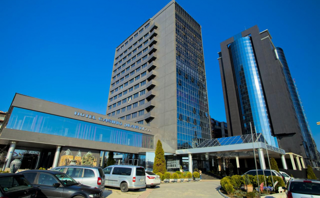 Отель Maritza Hotel Plovdiv