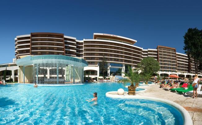 Отель Flamingo Grand Hotel & Spa