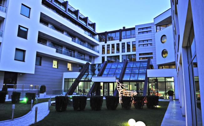 Отель Persenk Spa Hotel