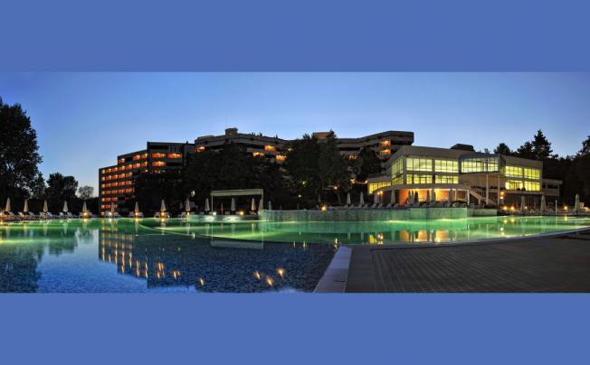 Отель Hissar Spa Hotel
