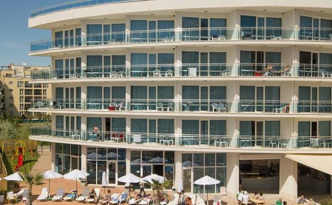 Отель Calypso Sunny Beach
