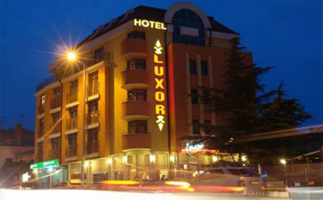 Luxor Hotel Burgas