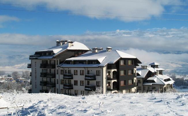 All Seasons Club Aparthotel Bansko