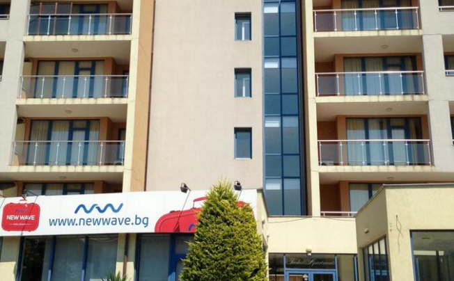 Отель Trakia Plaza Apartments