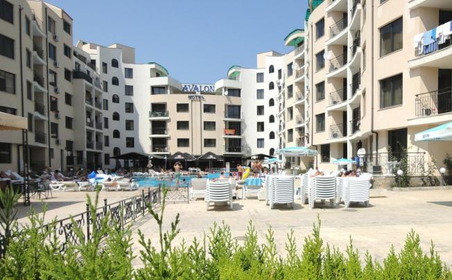 Отель Avalon Freya Apartments