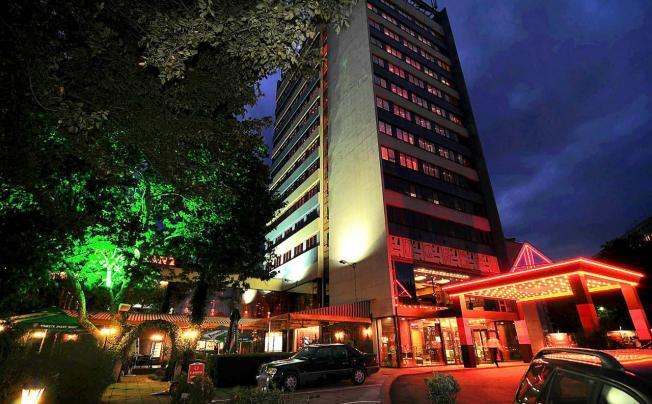 Отель Leipzig Hotel