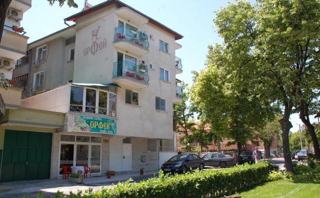 Orfey Family Hotel Nessebar