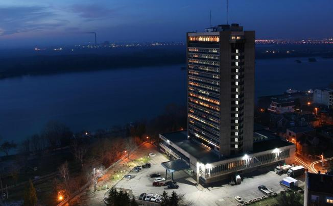 Отель Grand Hotel Riga