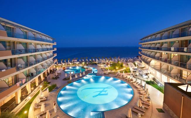 Отель Zornitza Sands Spa Hotel