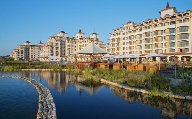 Отель Sunrise All Suite Resort (ex. Apart Complex Sunrise)