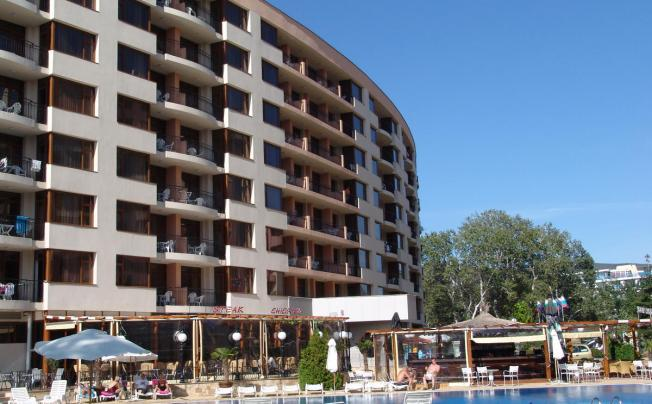 Poseidon Aparthotel Sunny Beach