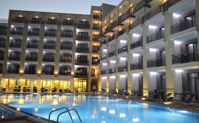 Отель Smartline Arena Mar (ex. Arena Mar Hotel)