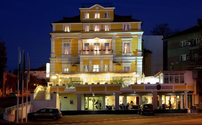 Отель Anna Palace Hotel