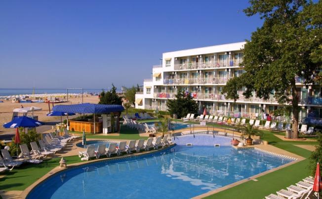 Отель Kaliopa Hotel