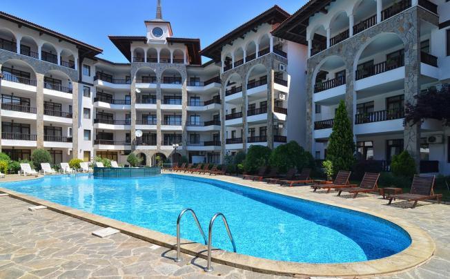 Отель Severina Aparthotel