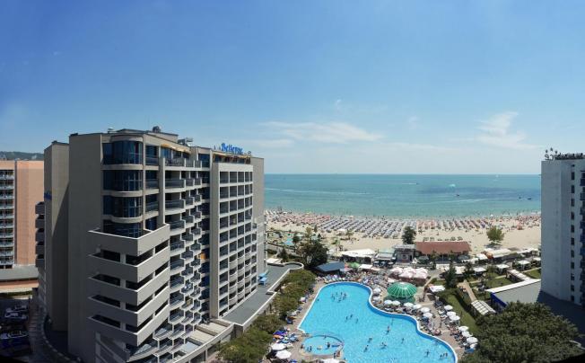 Отель Bellevue Sunny Beach