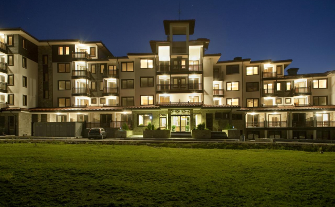 St. George Ski & Spa Aparthotel
