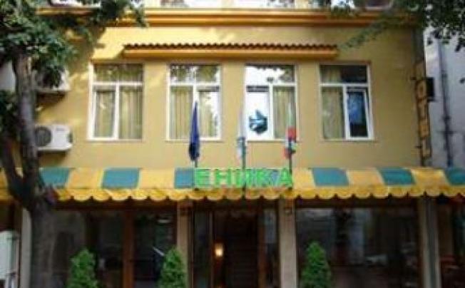 Отель Enika Hotel