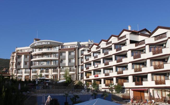 Royal Palm Apartments