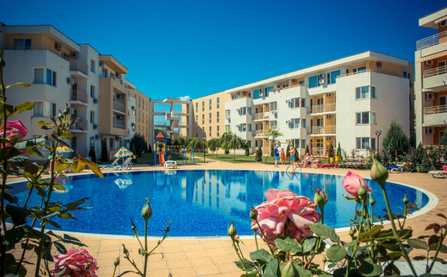 Nessebar Fort Club Apartment