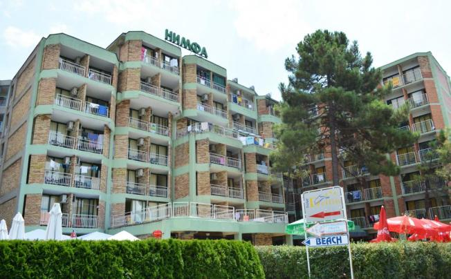 Отель Nimfa-rusalka Hotel