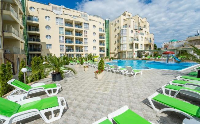 Отель Vechna R Aparthotel