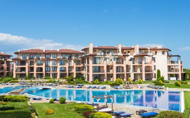 Отель Kaliakria Resort