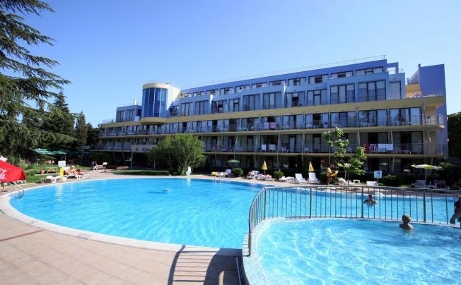 Отель Koral Hotel