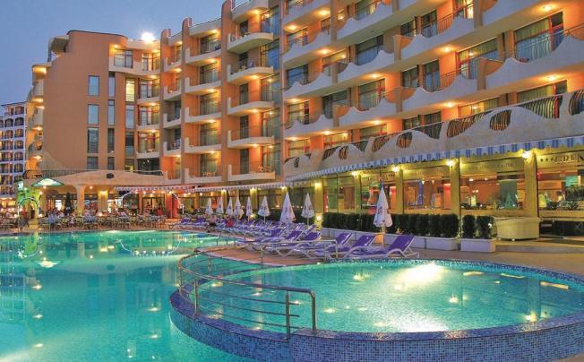 Отель Grenada Hotel & Apartments