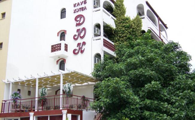 Отель Dune Club Hotel