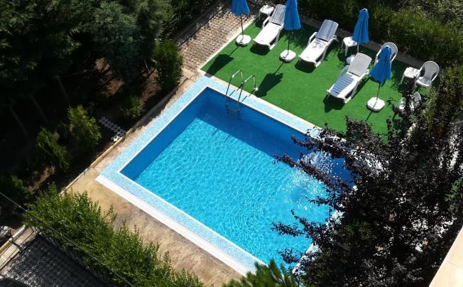 Отель Black Sea Hotel (cherno More Sunny Beach)