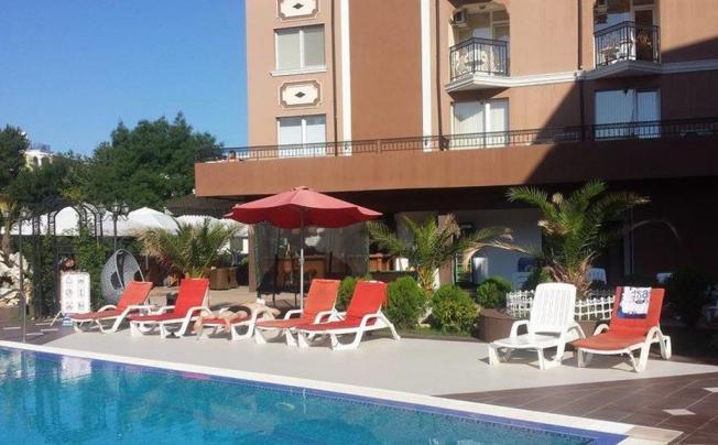 Отель Bahami Residence