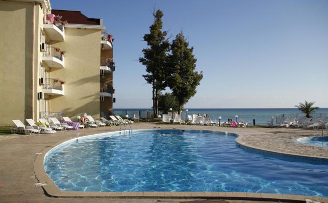 Helios Balchik Hotel