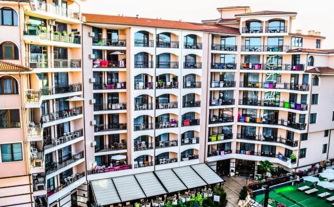 Отель Karolina Hotel