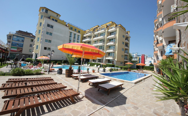 Отель Sea Regal Apartment