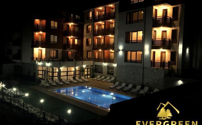 Отель Evergreen Aparthotel & Spa