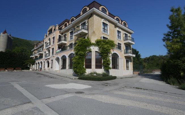 Villa Allegra Kavarna