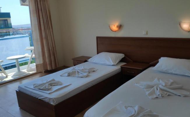 Отель Shipka Beach Hotel