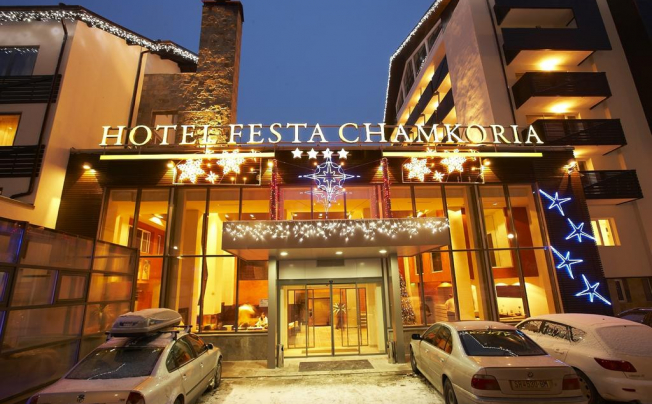Отель Festa Chamkoria Hotel