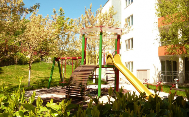 Отель Green Fort Apartment