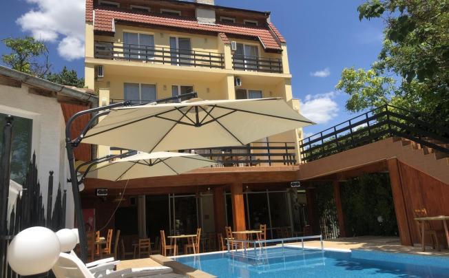Central Family Hotel Kranevo