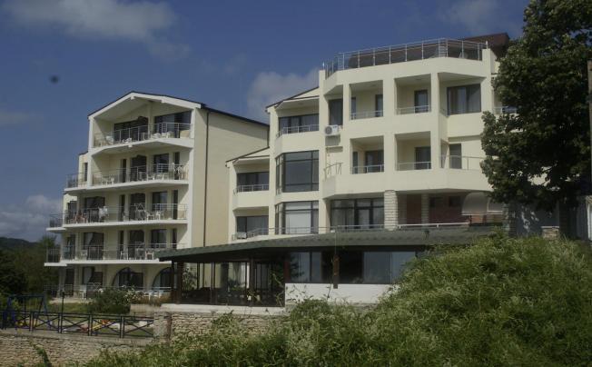 Отель Venera Family Hotel Kavarna