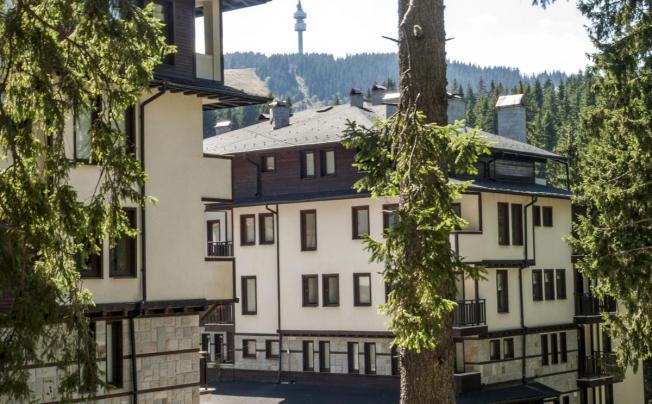 Green Life Family Apartments Pamporovo (ex. Evridika Hills)