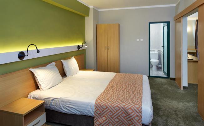 Отель Aktinia Hotel