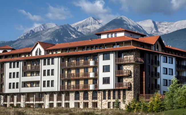 Отель Grand Royale Hotel & Spa Bansko