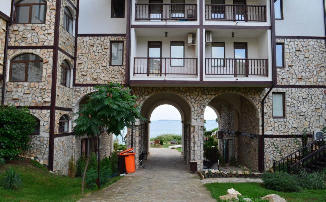 Отель Etara Ii Apartment