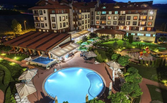 Murite Club Hotel Apartment (ex. White Fir Valley Resort)