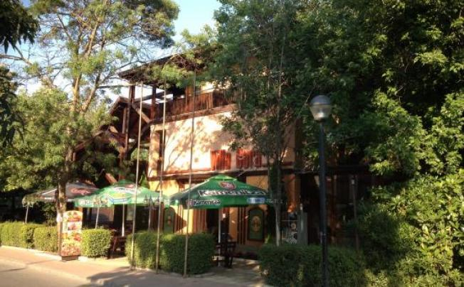 Отель Villa Bora Hotel